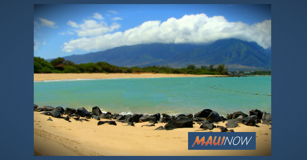 Windsurfer Collapses at Kanahā Beach Park, Maui