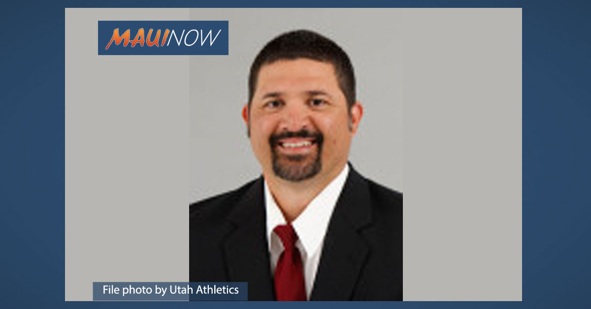 Kauha'aha'a Named USC Assistant Football Coach