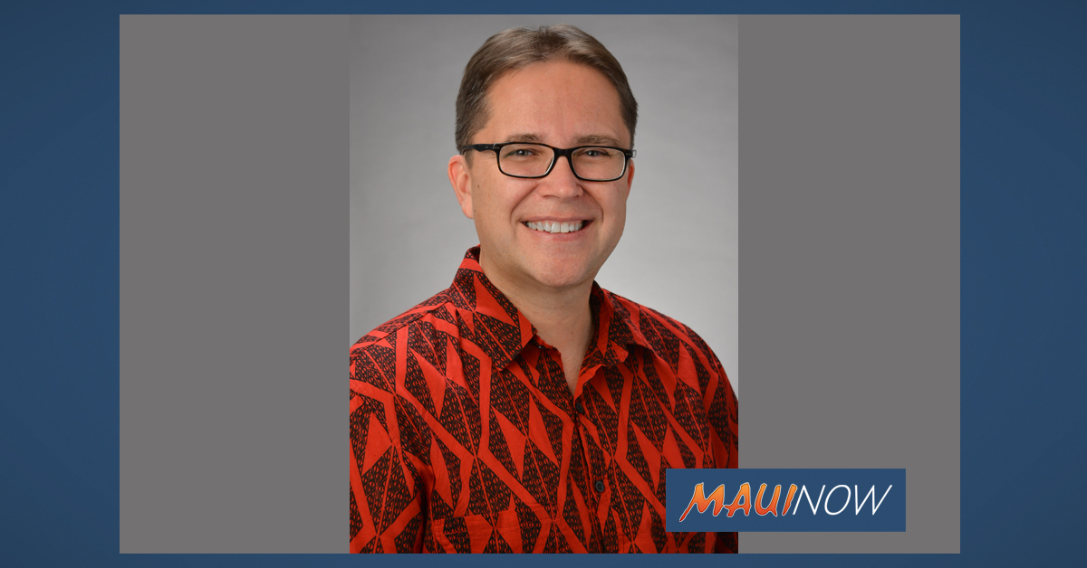 Maui's Keith Regan Named HTA Chief Administrative Officer