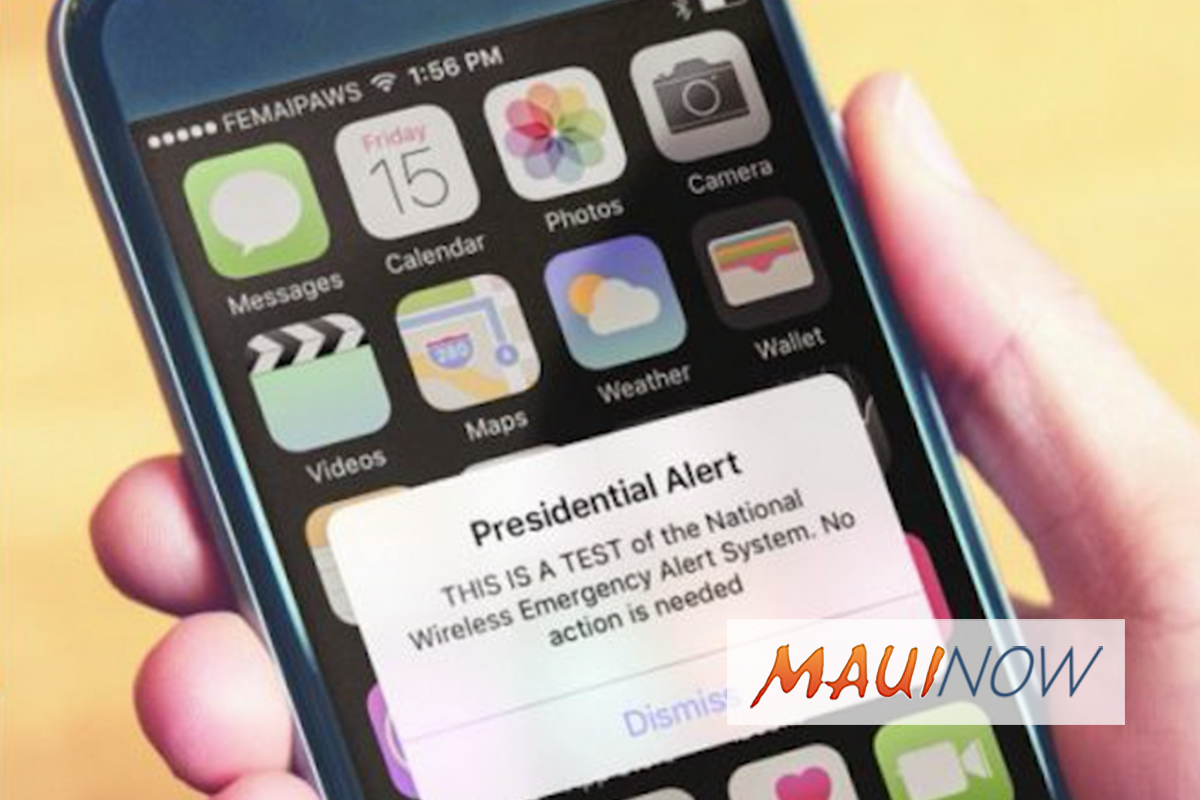 Senate Passes Legislation to Improve Emergency Alerts
