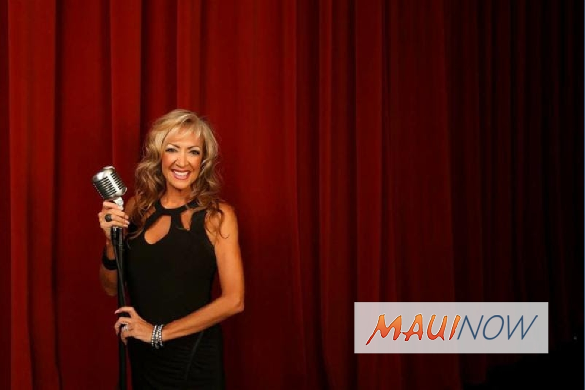 Gina Martinelli to Perform at Jazz at The Shops
