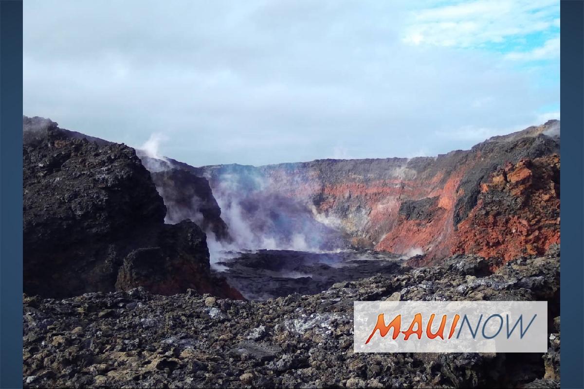 Ninety Days with No Lava, A Milestone for Kīlauea