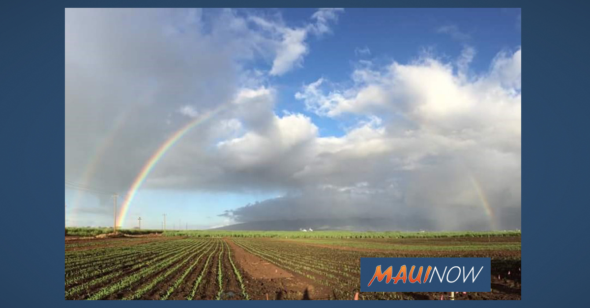 Maui Senators Pleased with Sale of Ag Lands to Mahi Pono
