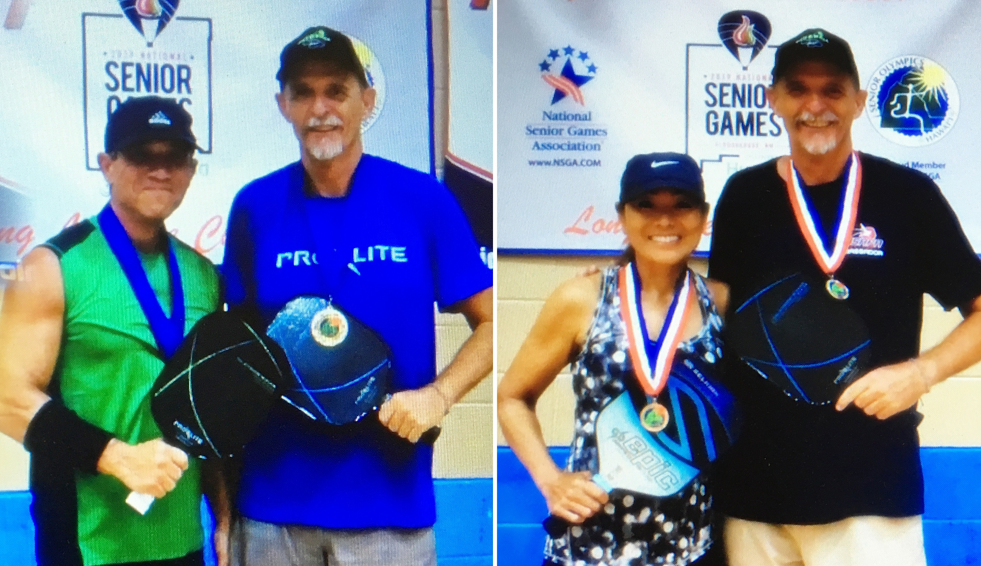 UPDATE: Maui Pickleball Players Advance to National Senior Games