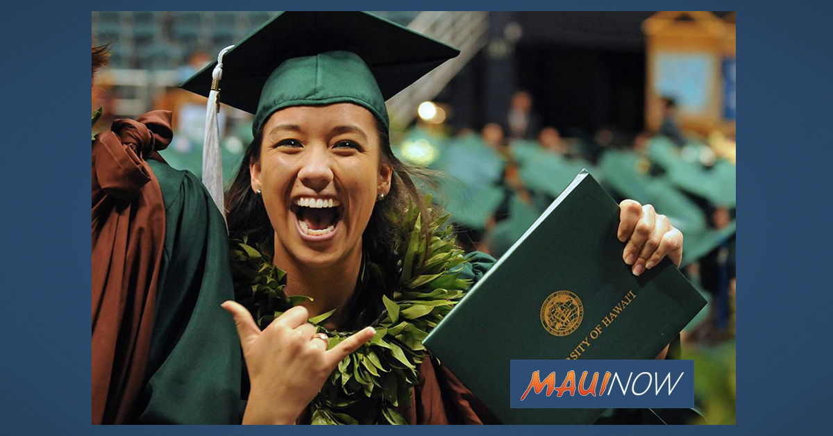 4-Year Graduation Rates at UH Mānoa Reach Record Highs