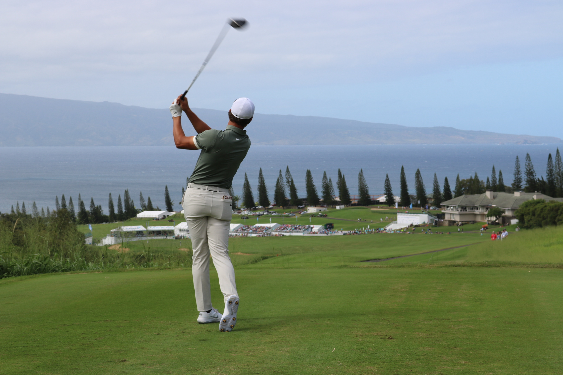 2021 PGA Golf Tournament Returns to Kapaluaʻs Plantation Course in January with Safety Protocols