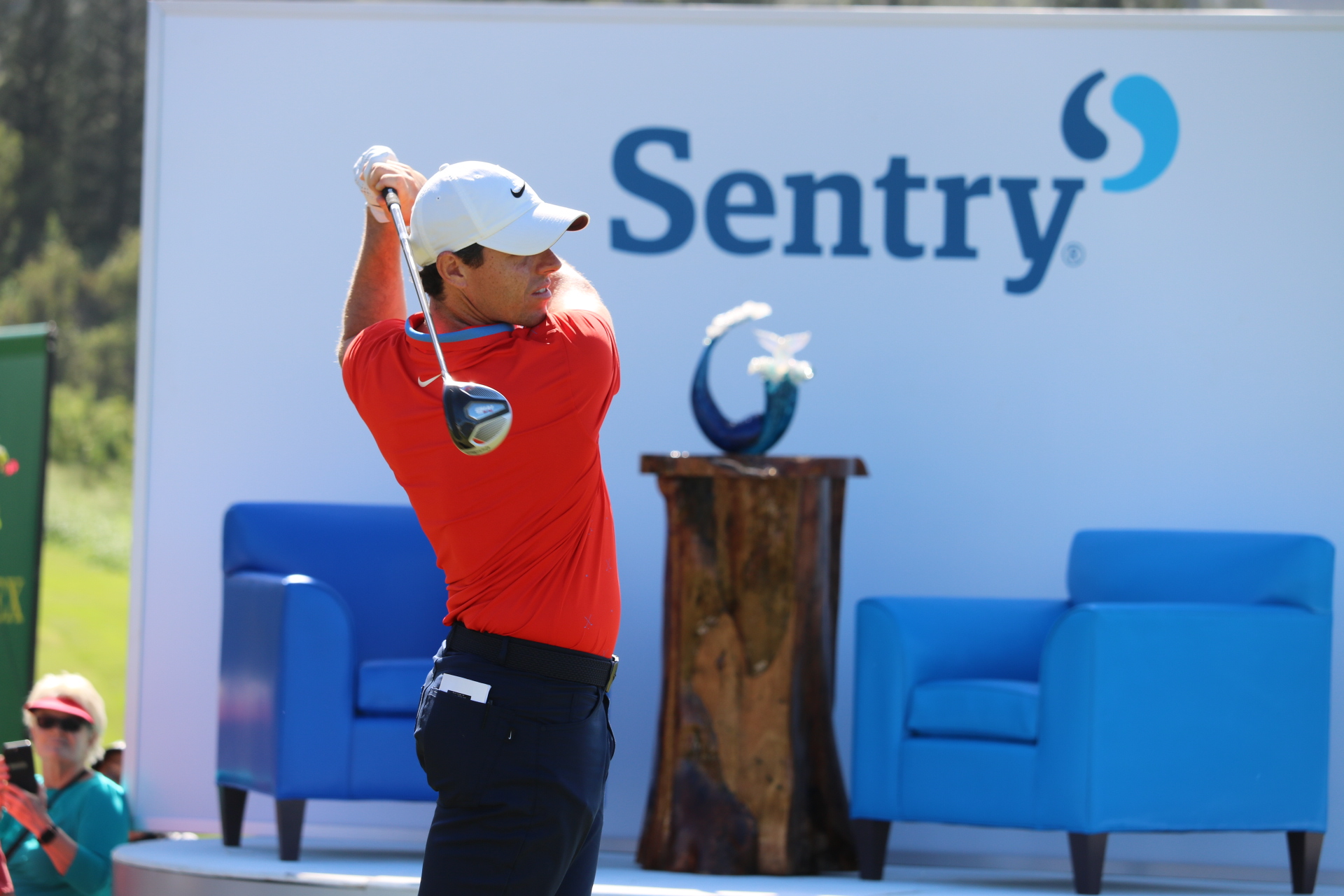 Joaquin Niemann, Sebastián Muñoz Qualify for Sentry Tournament of Champions