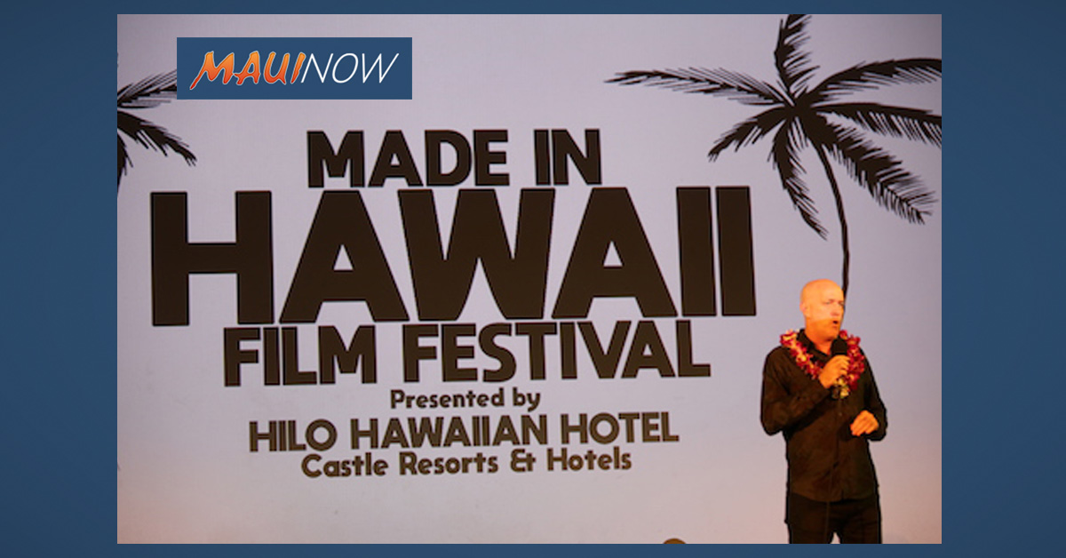 Made in Hawai'i Film Festival Seeks Submissions
