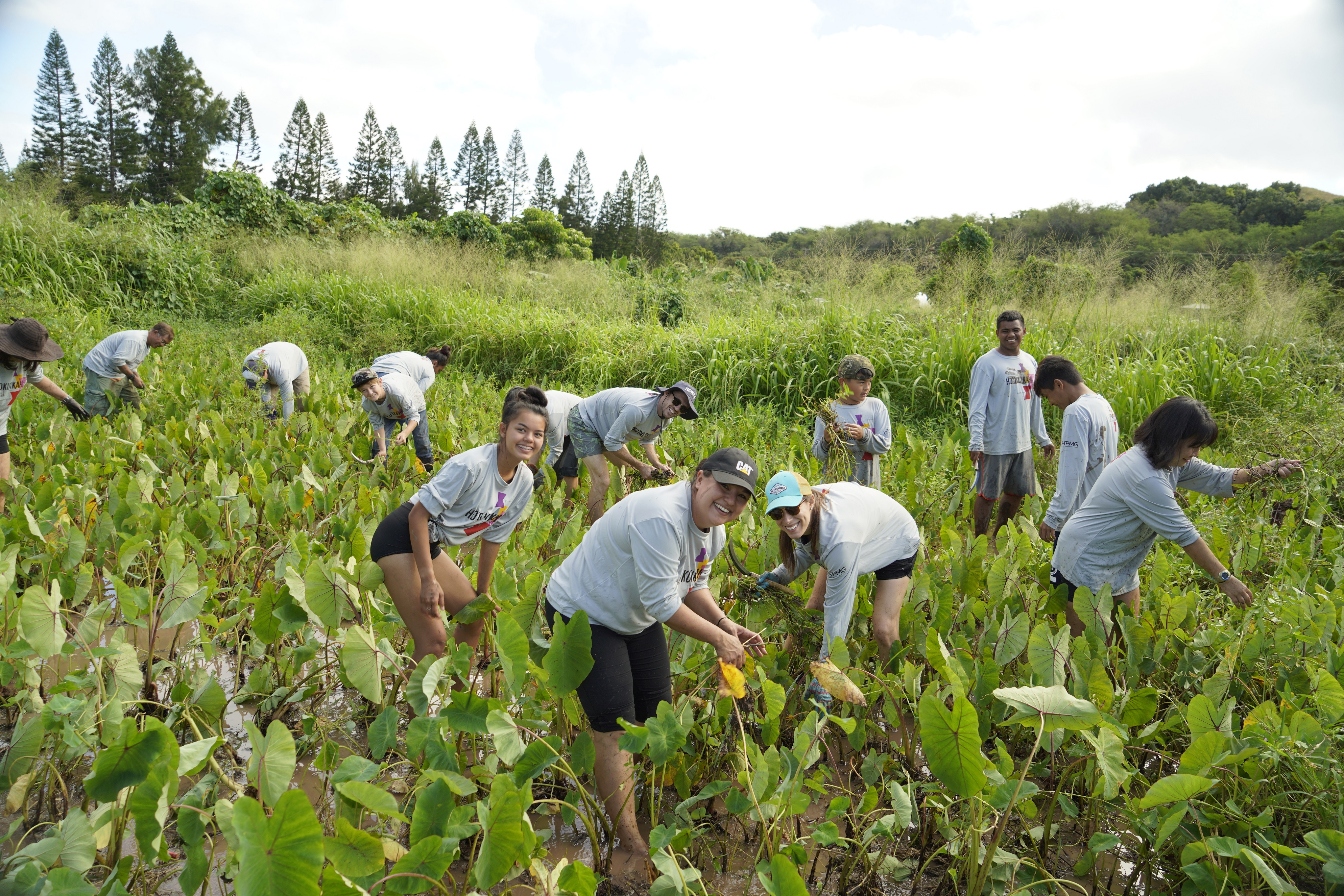 Doctors Volunteer for Day Of Service at Waihe'e, Maui