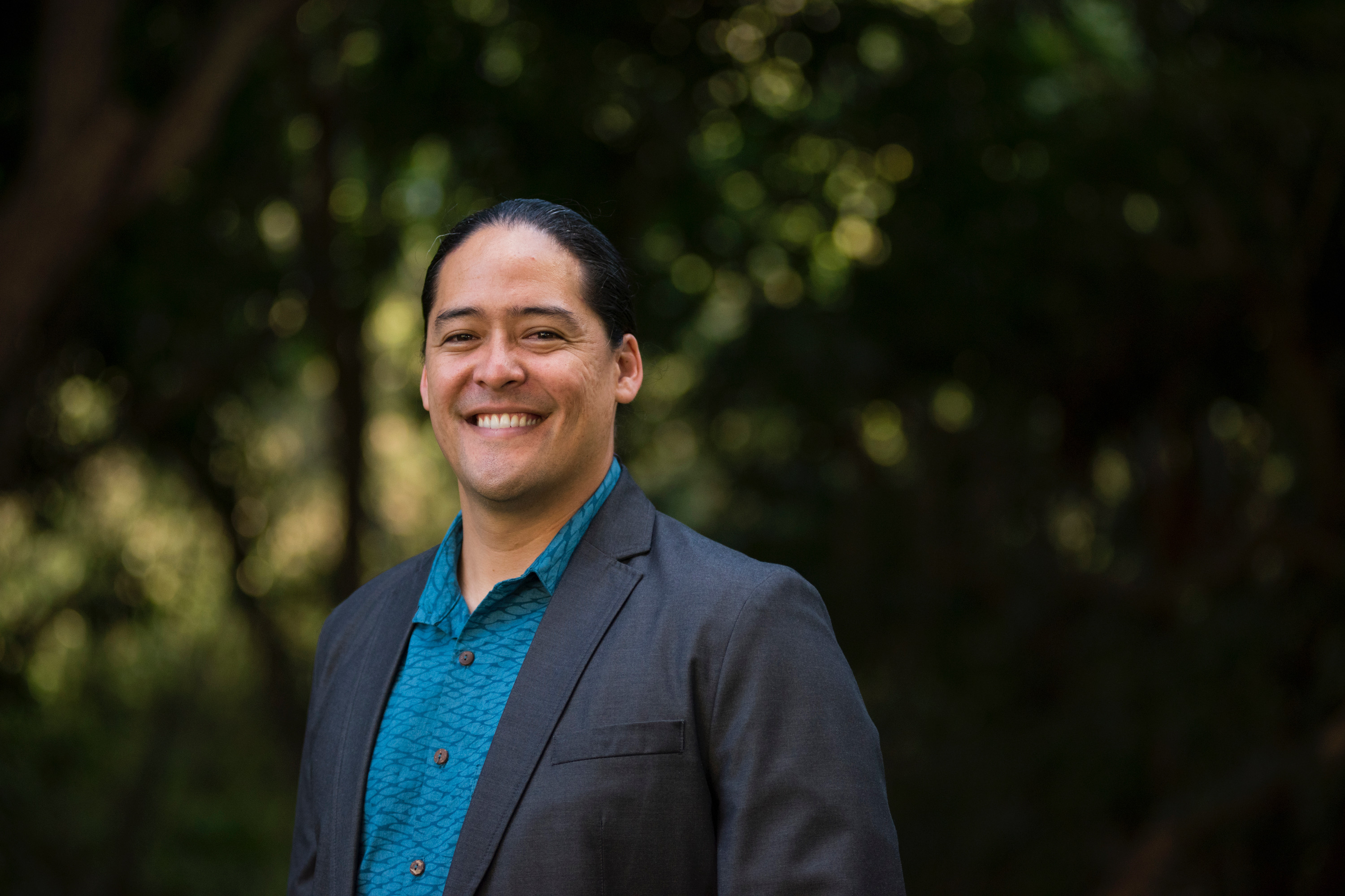 Kaleo Manuel Named Water Deputy at DLNR
