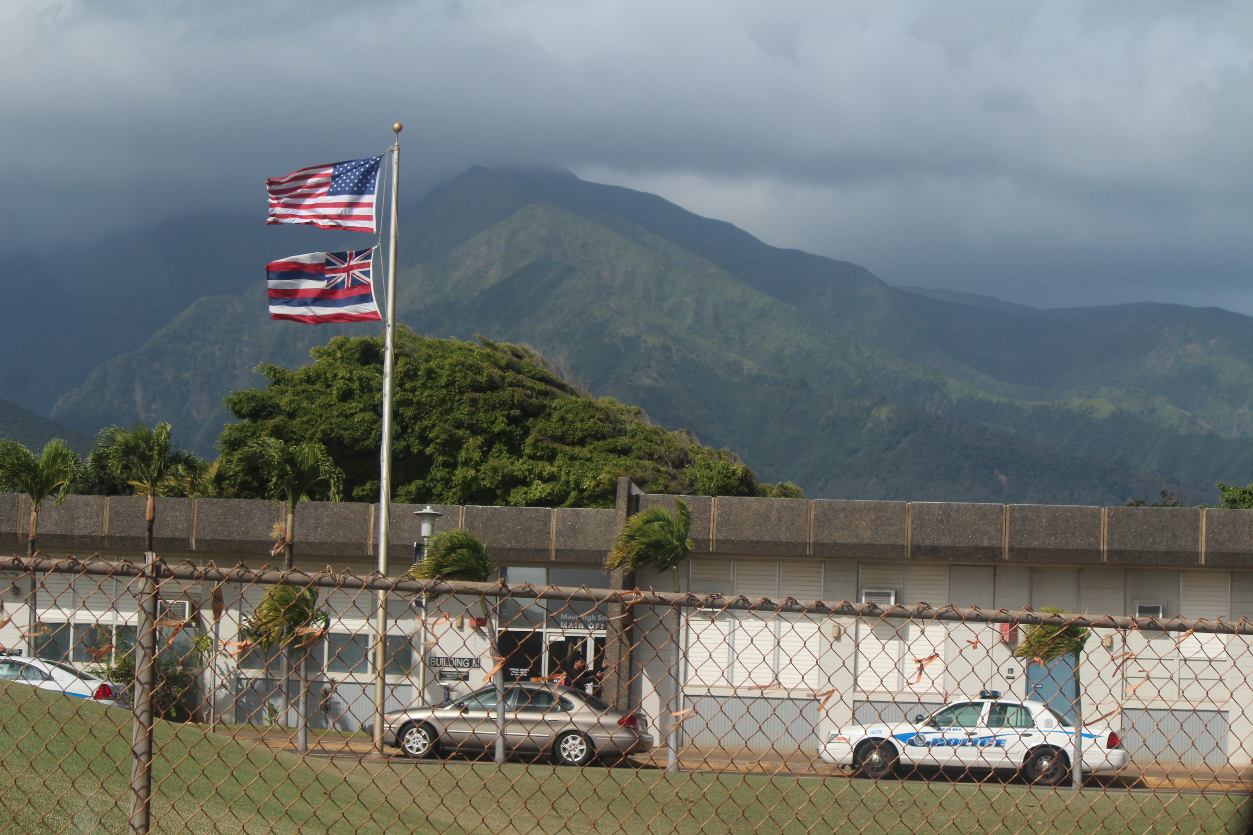 Increased Police Presence at Maui HS Following Report of Alleged Fight