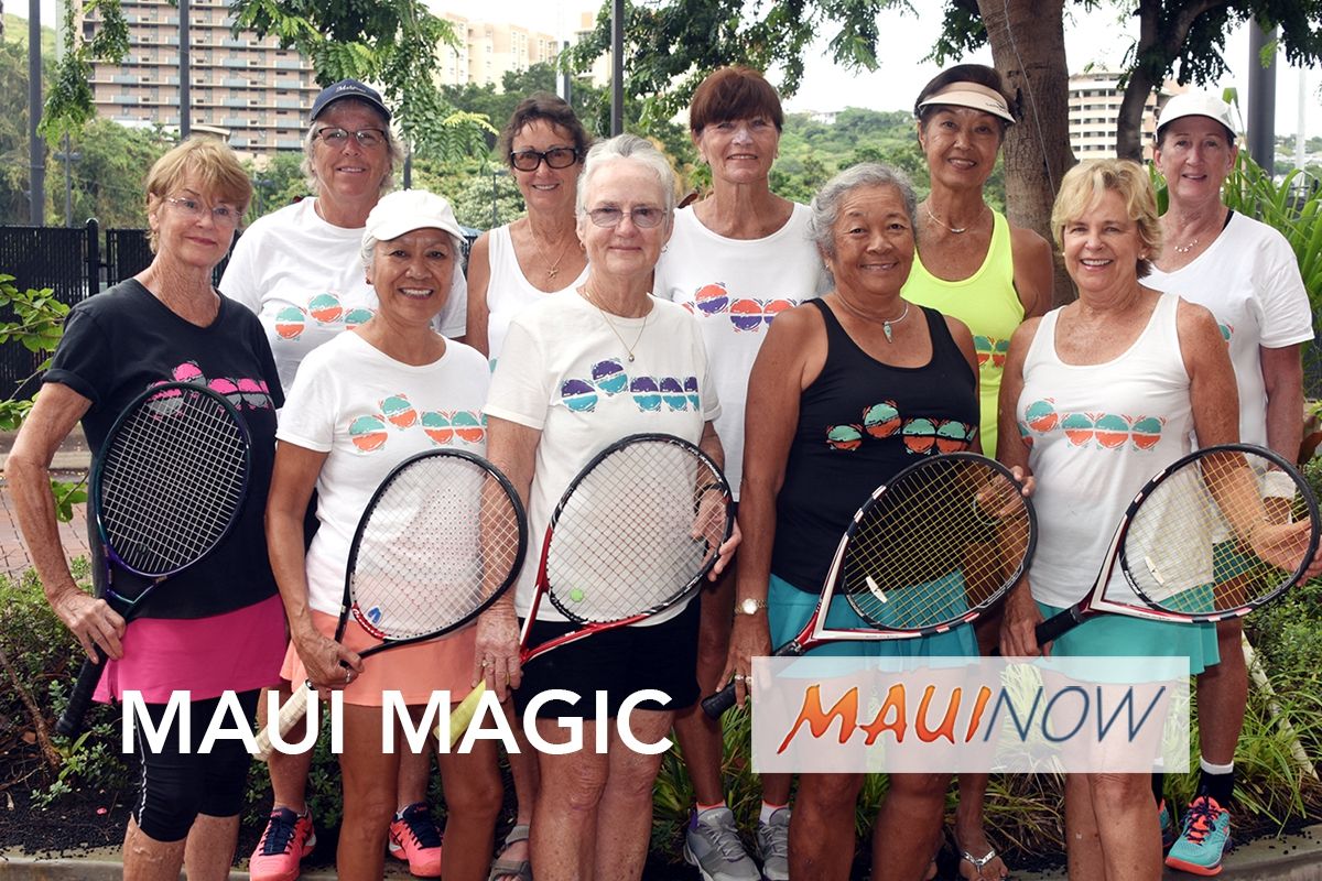 Will No. 3 Be the Charm for Maui Magic Senior Team?