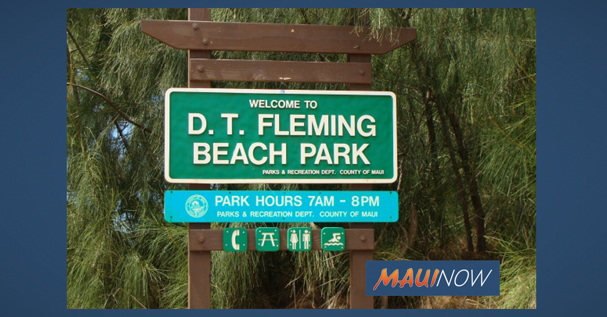 Visitor Injured in Shore Break at DT Fleming