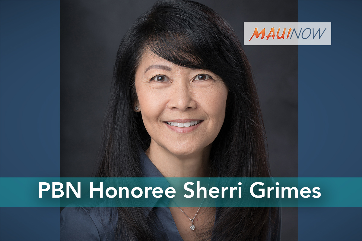 Pacific Media Group Promotions Director Receives PBN Honor