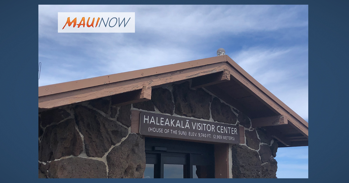 Summit District of Haleakalā National Park Temporarily Closed