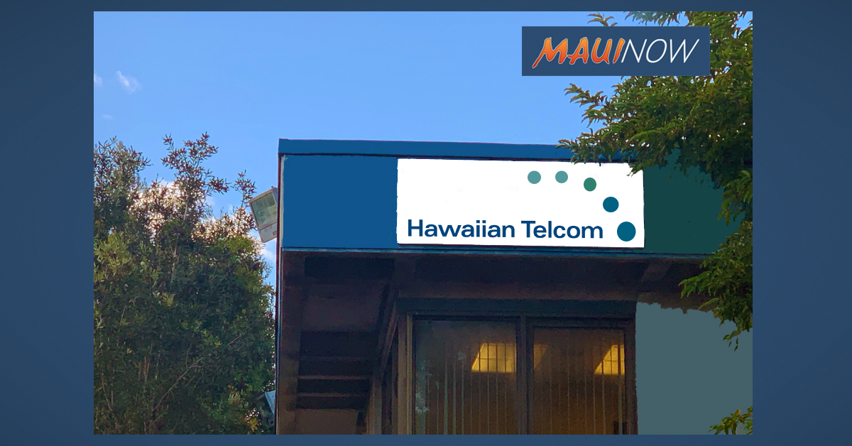 Hawaiian Telcom Offers Help Amid Government Shutdown