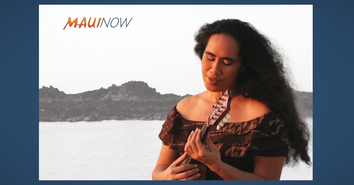 The MACC Presents Kainani Kahaunaele, Feb. 23