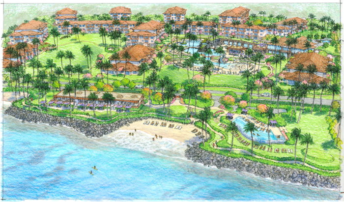 27 Acre Maui Bay Villas First Phase Underway at Former Maui Lu Site