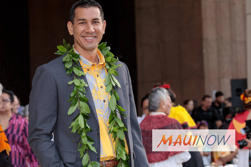 Sen. Kai Kahele Announces Candidacy for Hawaiʻi's 2nd Congressional District