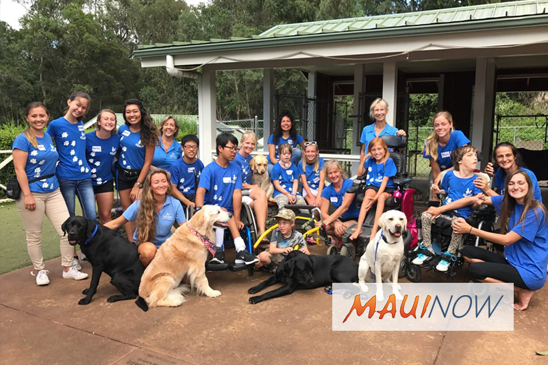 Assistance Dogs of Hawaiʻi to Host Valentineʻs Benefit