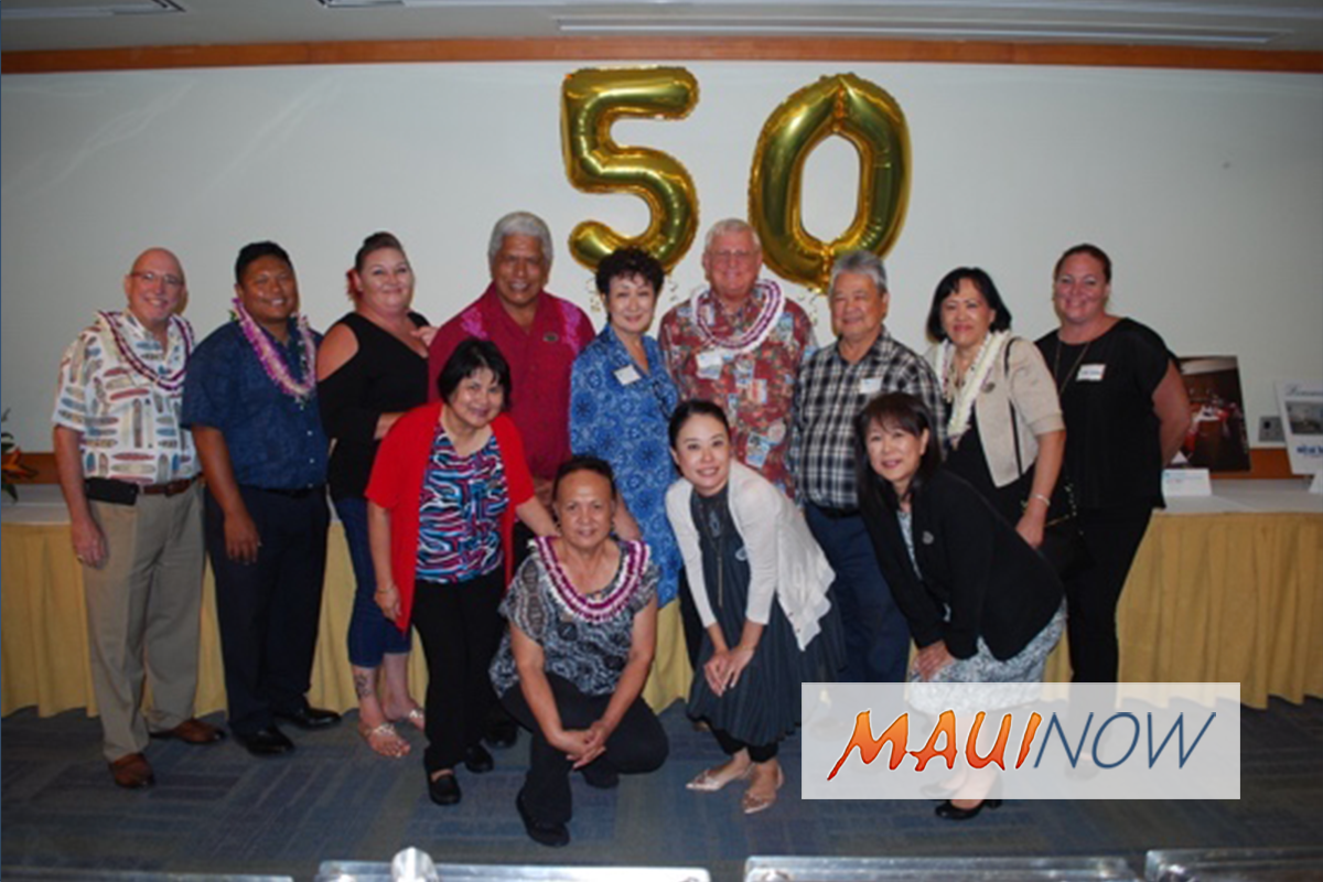 Maui Beach Celebrates 50th Anniversary