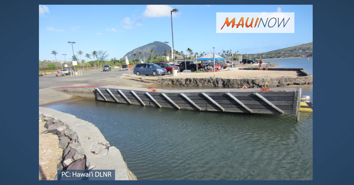 Maunalua Bay Loading Dock in East O'ahu Condemned
