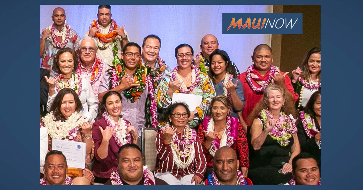 Maui Hotel Workers Honored With Industry Awards