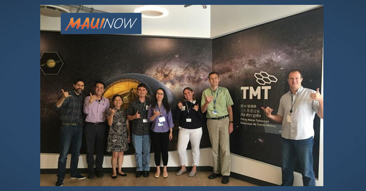 TMT Provides $320,000 for 2019 STEM Internships
