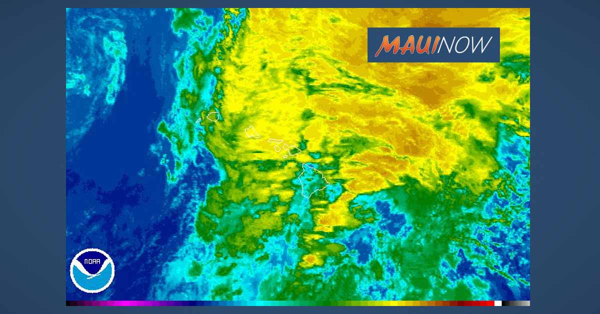 Maui Flash Flood Watch Through Afternoon