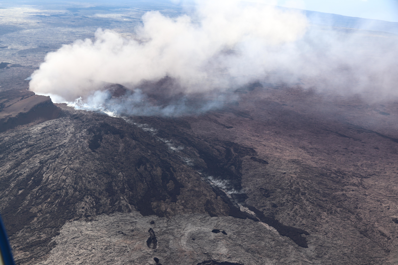 7 Months of No Lava at Pu'u 'Ō'ō Heralds End of an Era