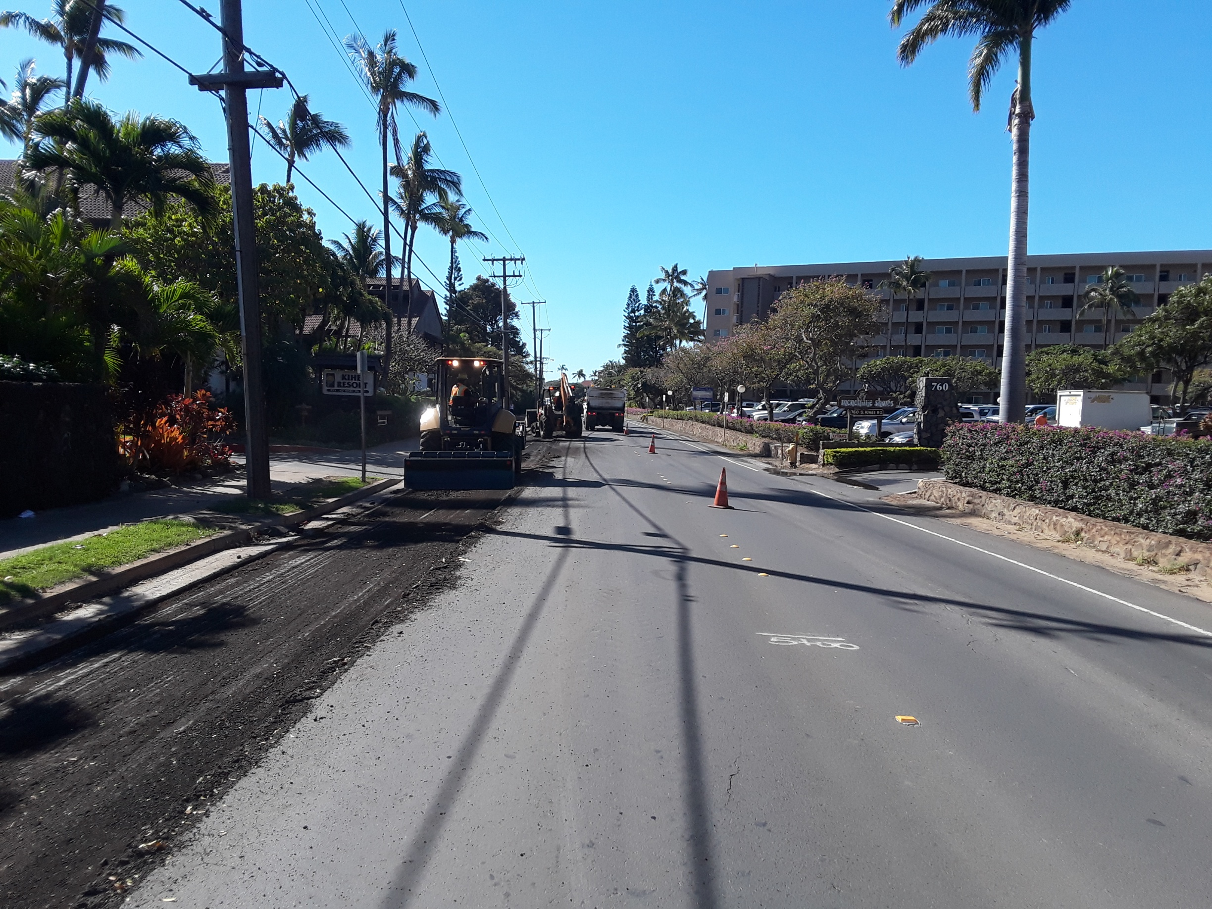 Ask the Mayor: Construction on South Kīhei Road