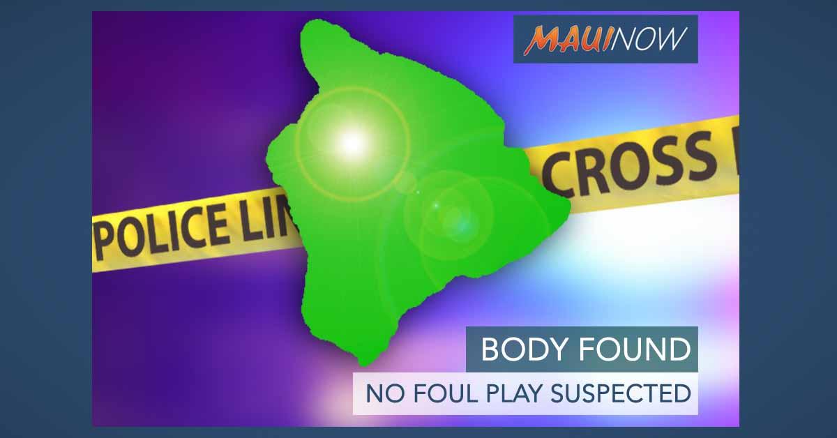 Body Found off Daniel K. Inouye Hwy on Big Island