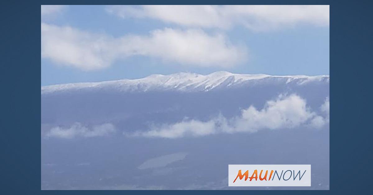 Haleakalā Remains Closed Through Friday