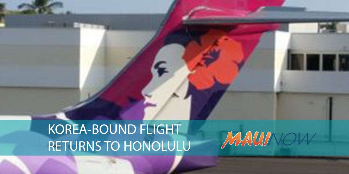 FBI Arrests Unruly Passenger on Hawaiian Airlines Flight