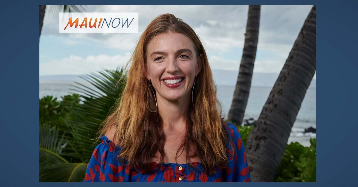 Maui Woman Named Hawai'i Director of Book Trust