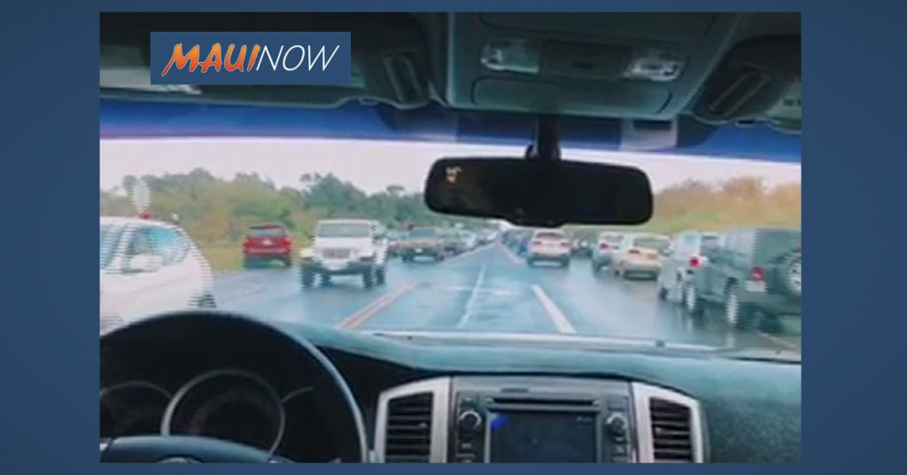 Maui Now: Maui Traffic Advisories: Lane Closures Aug. 25-30, 2019