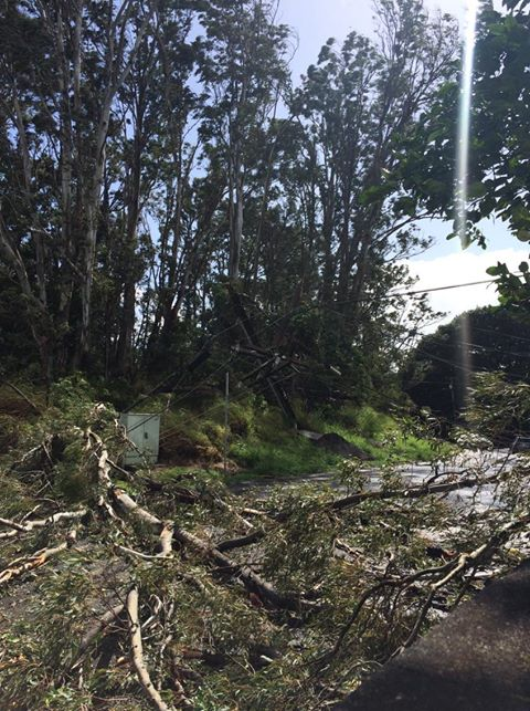 Maui Now Storm Traffic Impacts On Maui Lane Closures Power Outages