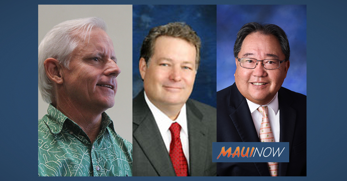 Maui Council Confirms Eight, Rejects Three Appointees
