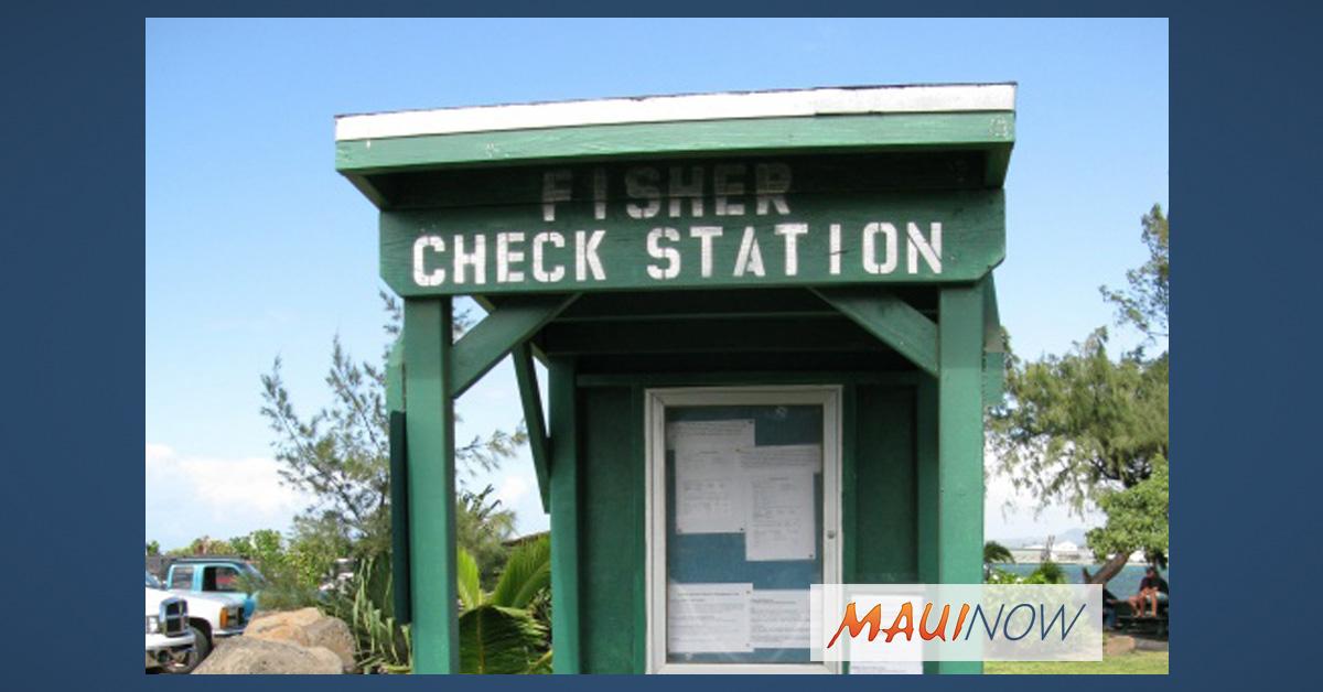 Kahului Harbor Fisheries Management Area