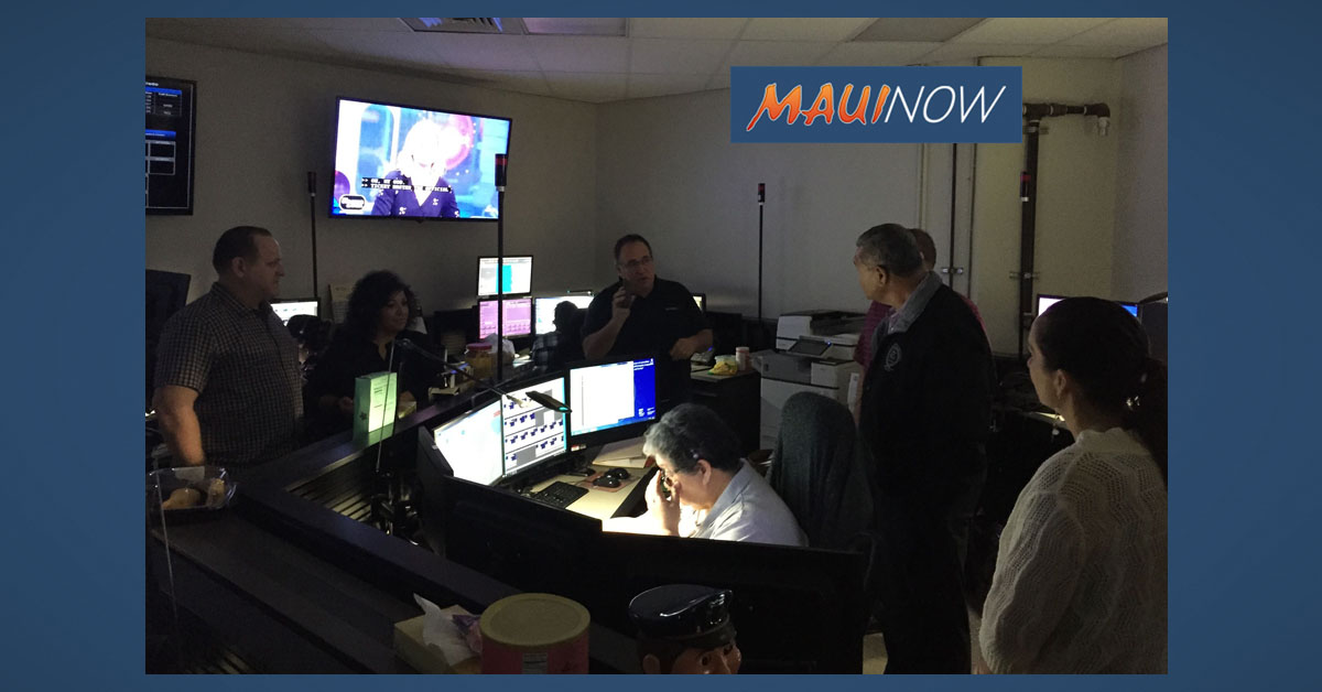 Maui Police Launch New 9-1-1 Device Location Technology