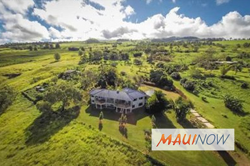 Maui Makes Top Five List for Luxury Buyer Real Estate