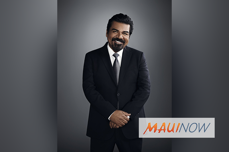 George Lopez Returns to Maui