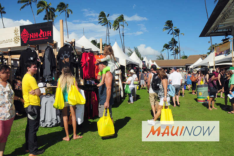 Vendor Applications Now Open for Made in Maui County Festival