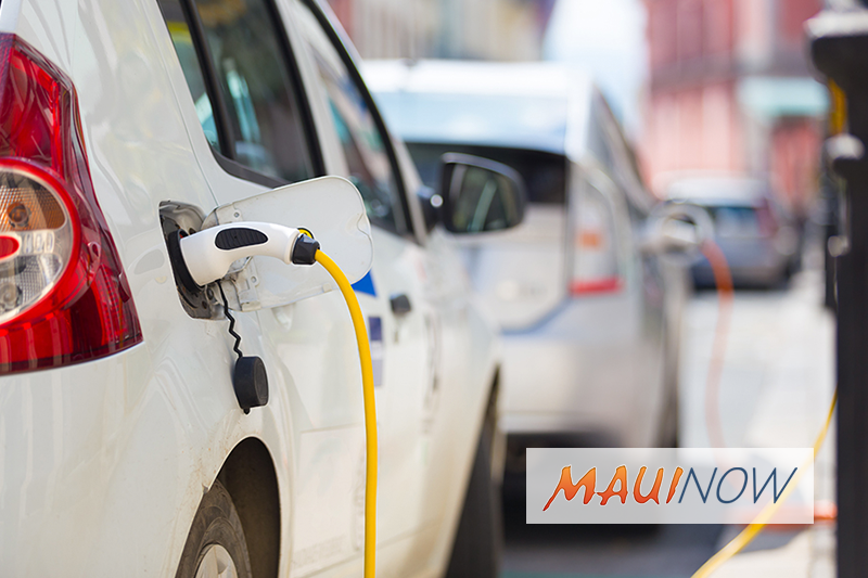 Hawai'i Energy and Ulupono Offer Incentive for Electric Car Charging Stations