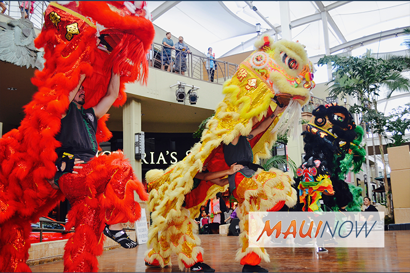 Kaʻahumanu Center to Host Chinese New Year Celebration