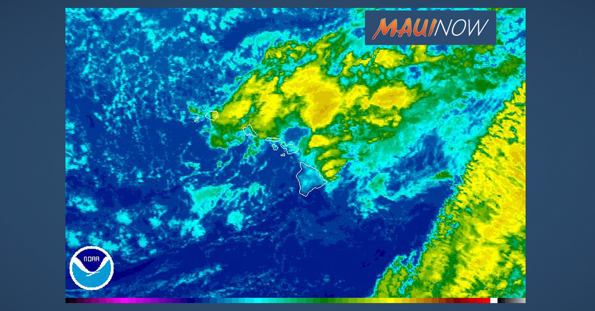Maui Flood WARNING Extended to 7:30 p.m.