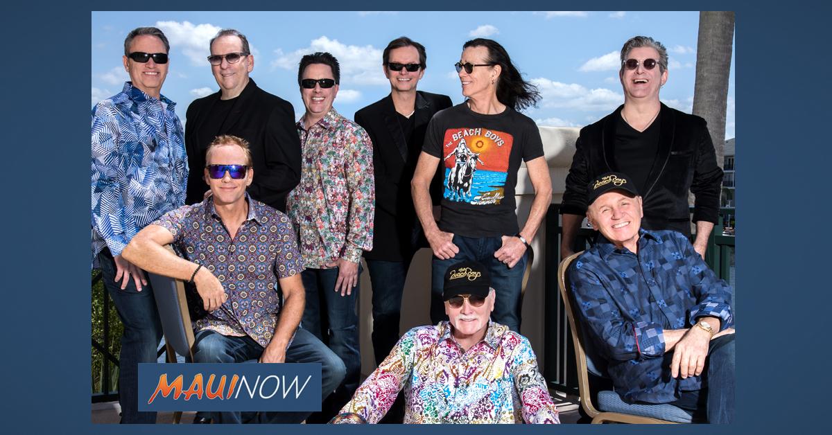 The Beach Boys Return to the MACC, April 12