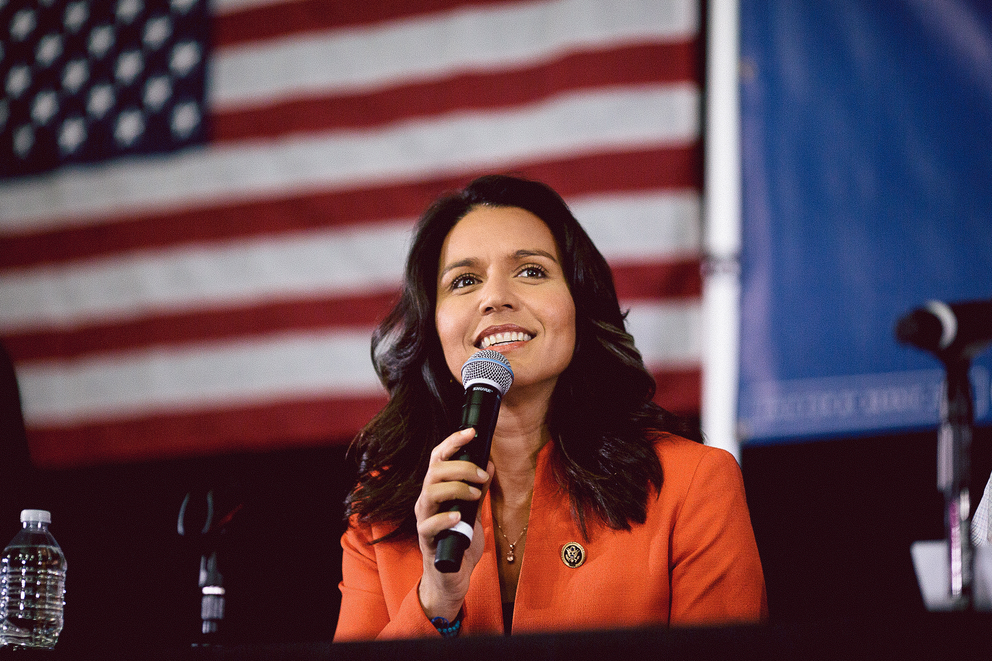 Rep. Gabbard Calls for Limited Tax on Corporate Windfall Profits To Help Small Businesses