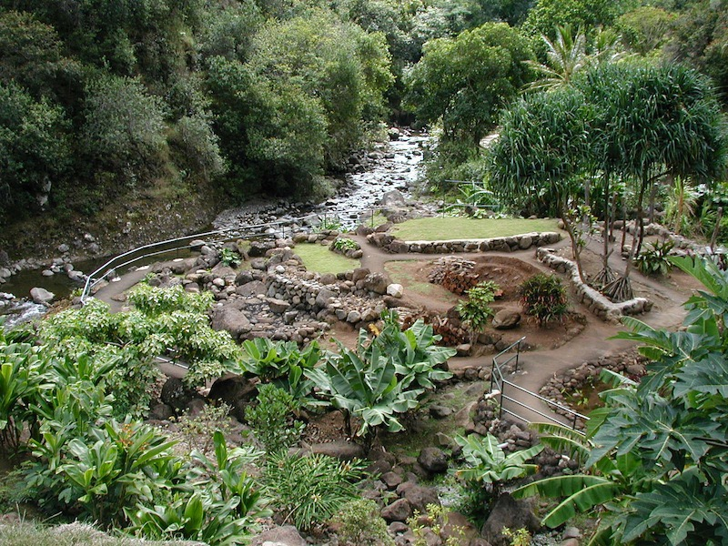 ʻĪao Valley State Monument Proposed Improvements Workshop