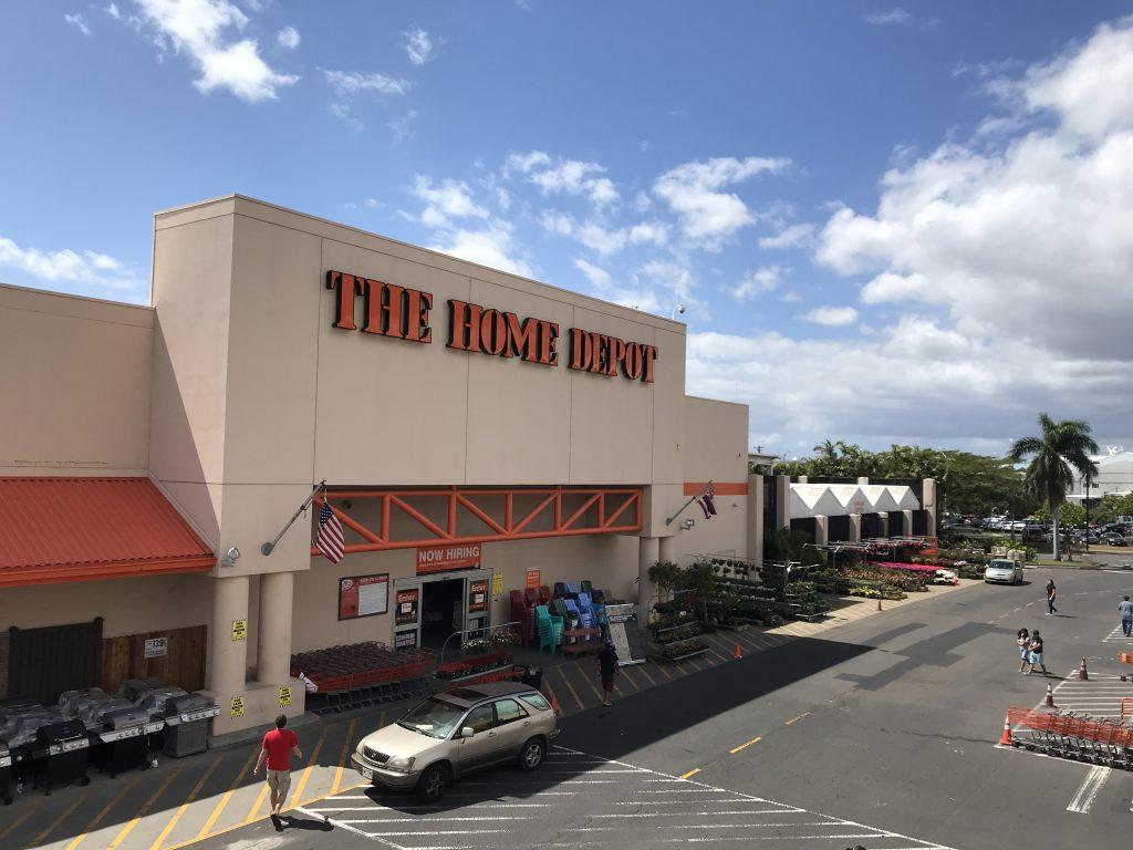 A&B Maui Ag Sale Proceeds Fund Land Under Home Depot, Honolulu
